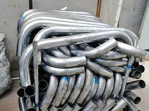 挡车护栏弯管配件